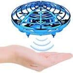 drone nella palla