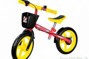 bici senza pedali lidl