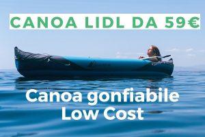 canoa gonfiabile lidl
