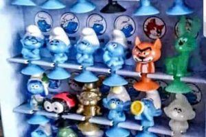 collezione puffi lidl