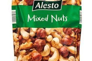 mix frutta secca lidl