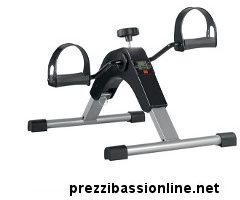 pedaliera per gambe e braccia lidl