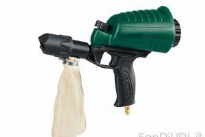 pistola sabbiatrice lidl
