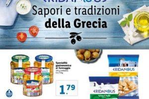 prodotti greci lidl